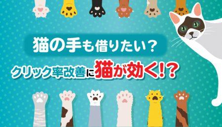 【猫の手も借りたい?】バナー広告のクリック率を上げる㊙テクを公開!