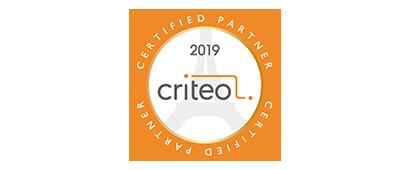 「Criteo Certified Partners」に認定